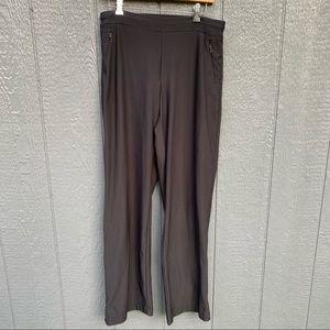Lucy Black Yoga Pants M/Tall